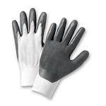 West Chester 713SNC Nitrile Palm Coated Gloves Size 6 - 12 pr.